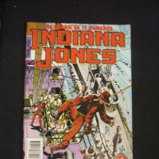 Comics: INDIANA JONES - MAXISERIE DE 12 NUMEROS - Nº 6 - FORUM - . Lote 34738409