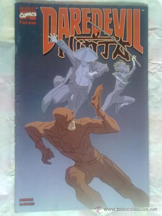 DAREDEVIL -ESPECIAL NINJA- SIN NUMERACIÓN, HISTORIA COMPLETA (Tebeos y Comics - Forum - Daredevil)