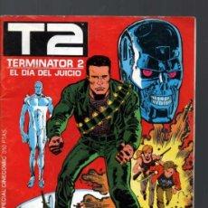 Fumetti: T2. TERMINATOR 2 EL DIA DEL JUICIO. VERSIÓ OFICIAL. Lote 99152020