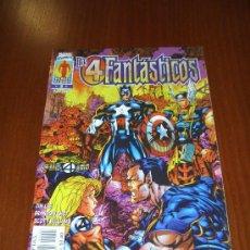 Comics : LOS 4 FANTÁSTICOS VOL. 2 - Nº 3 - HEROES REBORN - JIM LEE. Lote 34895661
