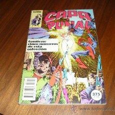 Cómics: CAPA Y PUÑAL, Nº. 1 AL 5, CINCO COMICS FORUM RETAPADOS.- 1989. Lote 34932856