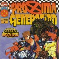 Cómics: PROXIMA GENERACION. MINISERIE DE 4 NUMEROS. (LA ERA DE APOCALIPSIS) . Lote 34985204