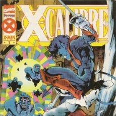 Cómics: X-CALIBRE. MINISERIE DE 4 NUMEROS. (LA ERA DE APOCALIPSIS) . Lote 124173408