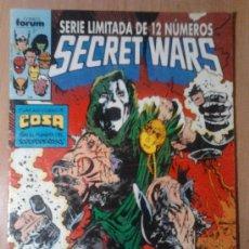 Cómics: SECRET WARS Nº 10. Lote 34996685