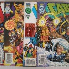 Cómics: CABLE (VOLUMEN 2) 6 A 10. Lote 35061866