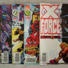 Cómics: X-FORCE (VOL 2) 1 A 5. Lote 37501135