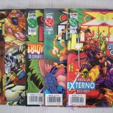 Cómics: X-FORCE (VOL 2) 6 A 10. Lote 37501141