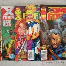 Cómics: X-FORCE (VOL 2) 16 A 20. Lote 37501152