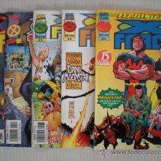 Cómics: X-FORCE (VOL 2) 21 A 25. Lote 37501161