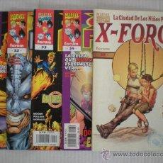 Cómics: X-FORCE (VOL 2) 31 A 35. Lote 37501180
