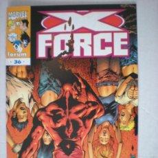 Cómics: X-FORCE (VOL 2) 36. Lote 37501195