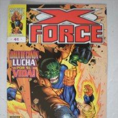Cómics: X-FORCE (VOL 2) 41. Lote 37501222