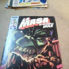 Cómics: LA MASA EL INCREIBLE HULK Nº 31.- 1984. Lote 35131757