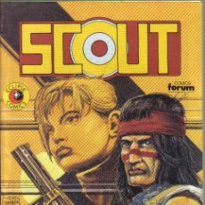 Cómics: SCOUT Nº 3. ECLIPSE COMICS. FORUM. Lote 35132355