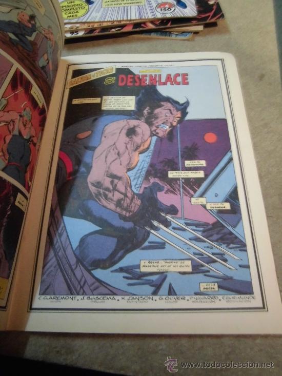 Cómics: LOS NUEVOS MUTANTES Nº 48 BIMESTRAL FORUM 1989 - Foto 2 - 35132722