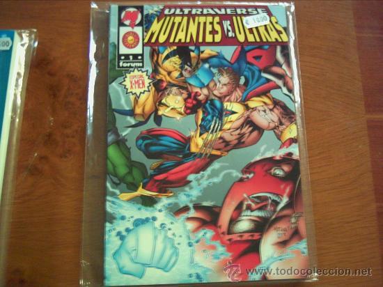 ULTRAVERSE : MUTANTES Y ULTRAS (Tebeos y Comics - Forum - Prestiges y Tomos)