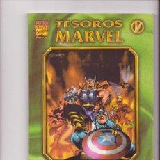 Cómics: TESOROS MARVEL LOS VENGADORES Nº 5. Lote 35236871