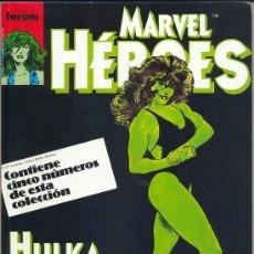 Cómics: MARVEL HÉROES RETAPADO Nº 8. Lote 35262623