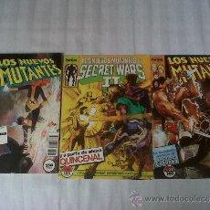 Cómics: LOTE NUEVOS MUTANTES - FORUM. Lote 35357640