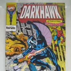 Cómics: DARKHAWK Nº 1 AL 7. FORUM. Lote 35367235