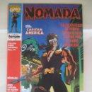 Cómics: NOMADA. SERIE LIMITADA COMPLETA DE 4 NUMEROS. FORUM. Lote 35385560