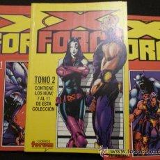Cómics: X-FORCE VOL. 2 FORUM COMPLETA. Lote 35419319