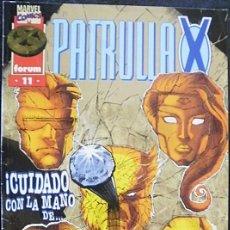 Cómics: LA PATRULLA X Nº 11 VOL. II SCOTT LOBDELL & JOE MADUREIRA & TIM TOWNSEND CÓMICS FORUM . Lote 35444388