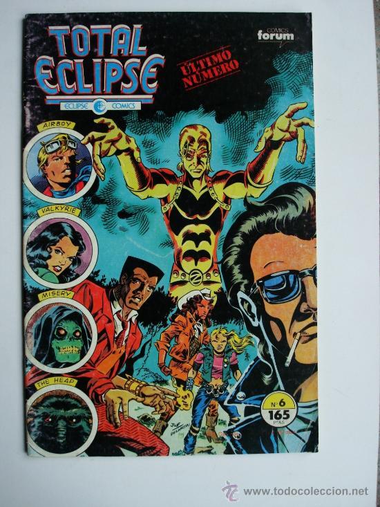 TOTAL ECLIPSE Nº 6 - (ECLIPSE) FORUM (Tebeos y Comics - Forum - Otros Forum)