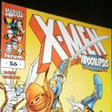 Cómics: X-MEN Nº 56 VOL. II ALAN DAVIS & MARK FARMER CÓMICS FORUM - MARVEL CÓMICS. Lote 35489855
