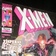 Cómics: X-MEN Nº 71 VOL. II SCOTT LOBDELL Y LEINIL FRANCIS YU CÓMICS FORUN - MARVEL CÓMICS. Lote 35489950