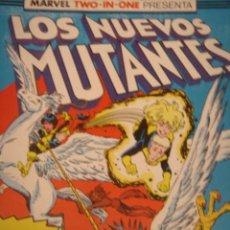 Cómics: LOS NUEVOS MUTANTES Nº 52. Lote 35531373