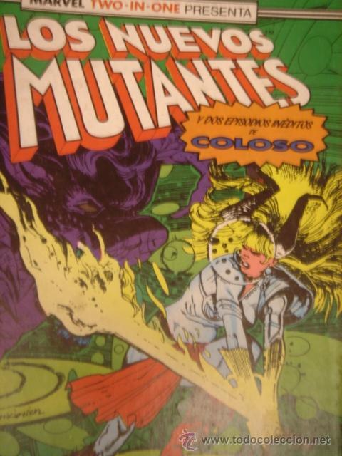 LOS NUEVOS MUTANTES Nº 49 (Tebeos y Comics - Forum - Otros Forum)