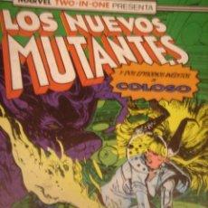 Cómics: LOS NUEVOS MUTANTES Nº 49. Lote 35531700