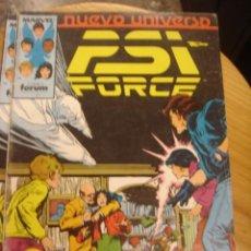 Cómics: NUEVO UNIVERSO PSI FORCE Nº 12. Lote 35532963