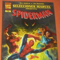 Selecciones Marvel Fórum nº 15 Spiderman ¡Una Buena Noche para Morir! Mantlo-Buscema