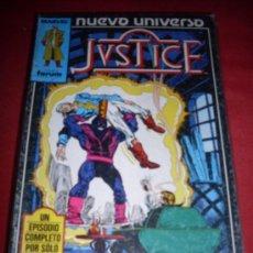 Cómics: FORUM JUSTICE NUMERO 10. Lote 35988150