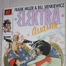Cómics: ELEKTRA ASSASSIN : FRANK MILLER & BILL SIENKIEWICZ . Lote 35748130