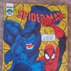 Cómics: SPIDERMAN DE MCFARLANE FORUM, Nº 8, PRIMER NÚMERO DE LARSEN. Lote 35686240