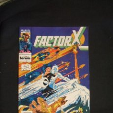 Cómics: FACTOR X - Nº 50 - FORUM - . Lote 35792772