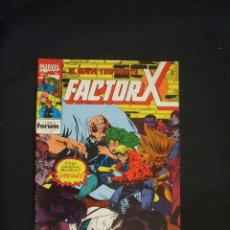Cómics: FACTOR X - Nº 57 - FORUM - . Lote 35792869