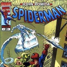 Cómics: SPIDERMAN JOHN ROMITA Nº 39. Lote 35853395