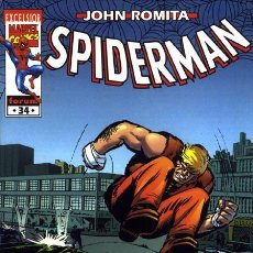 Cómics: SPIDERMAN JOHN ROMITA Nº 34. Lote 35853478