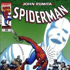 Cómics: SPIDERMAN JOHN ROMITA Nº 33. Lote 35853494