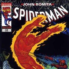 Cómics: SPIDERMAN JOHN ROMITA Nº 32. Lote 35853505