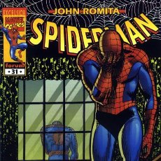 Cómics: SPIDERMAN JOHN ROMITA Nº 31. Lote 35853515