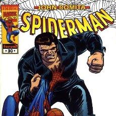Cómics: SPIDERMAN JOHN ROMITA Nº 30. Lote 35853526