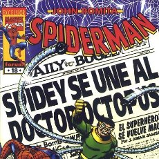 Cómics: SPIDERMAN JOHN ROMITA Nº 18. Lote 35853640