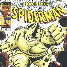 Cómics: SPIDERMAN JOHN ROMITA Nº 3. Lote 35853779