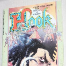 Cómics: HOOK DE SPIELBERG (ESPECIAL CINECOMIC AÑO 1992) FORUM. Lote 36568180