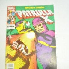 Cómics: LA PATRULLA X Nº 5 SEGUNDA EDICION FORUM ARX64. Lote 36036870